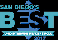 San Diego's Best Of U-T Readers Poll